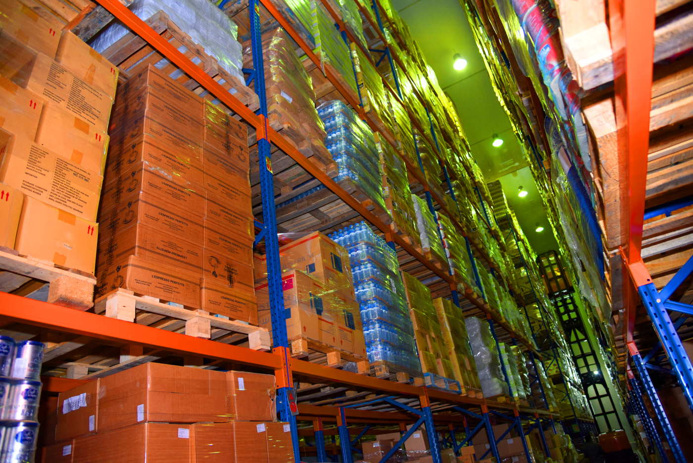 AC Store, Trafco Logistics, Bahrain