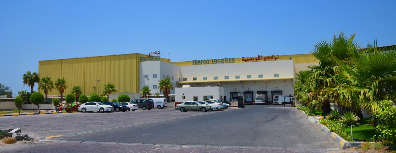 Trafco logistics, Bahrain