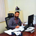 Akhil Pavithran, Accountant, Trafco Logistics