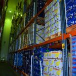 Chiller Store, Trafco Logistics, Bahrain