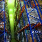Freezer Store, Trafco Logistics, Bahrain