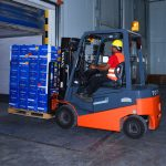 Loading & Unloading Machinery @ Trafco Logistics