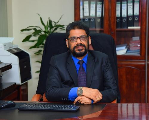 Raju Joseph, Operations Manager, Trafco Logistics, Bahrain